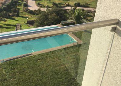 Balcon Cristal Templado 2